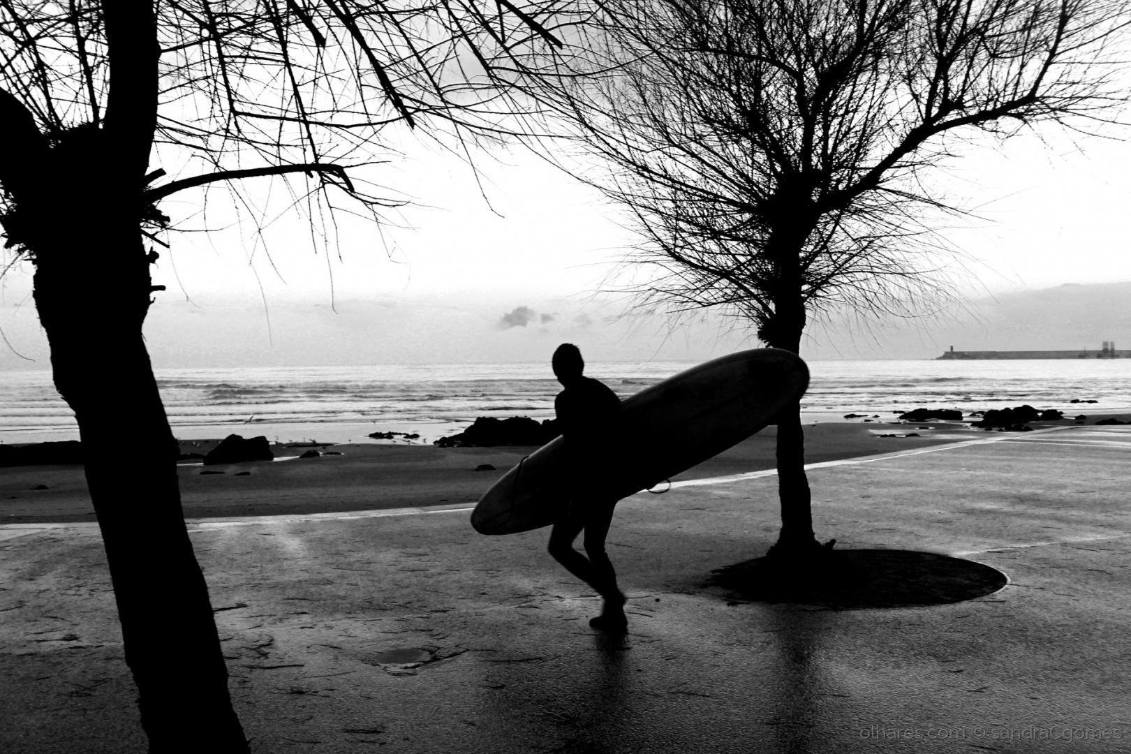 Gentes e Locais/Surf no Inverno
