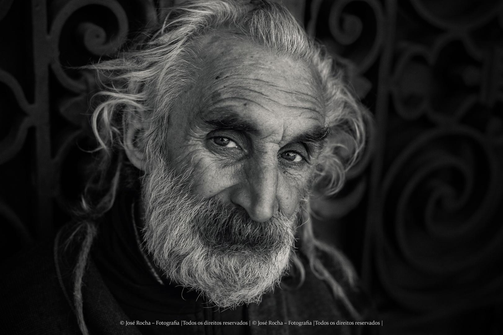 Retratos/O vago medo angustioso...
