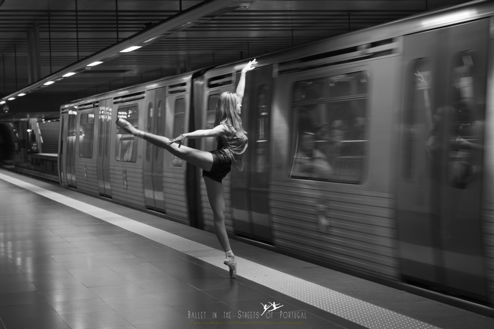 Gentes e Locais/Ballet in the Streets of Portugal #131