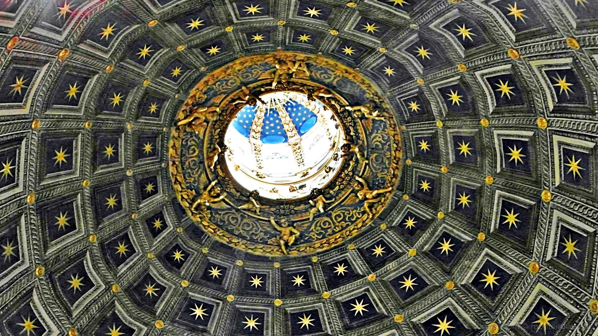 História/Siena - Cúpula da Catedral
