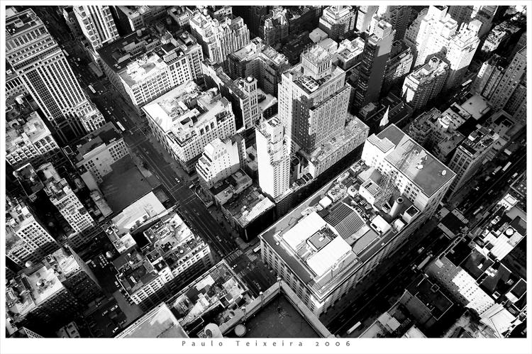 Paisagem Urbana/NY Rooftops