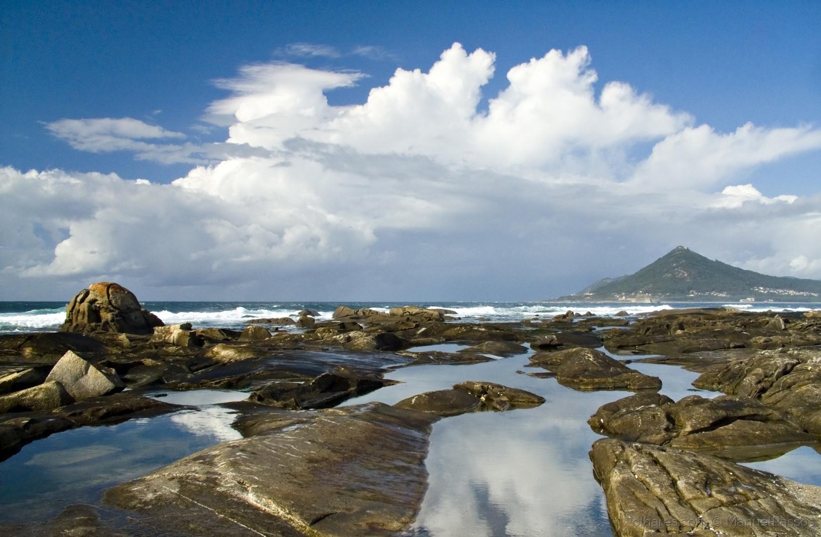 Paisagem Natural/Praia de Moledo