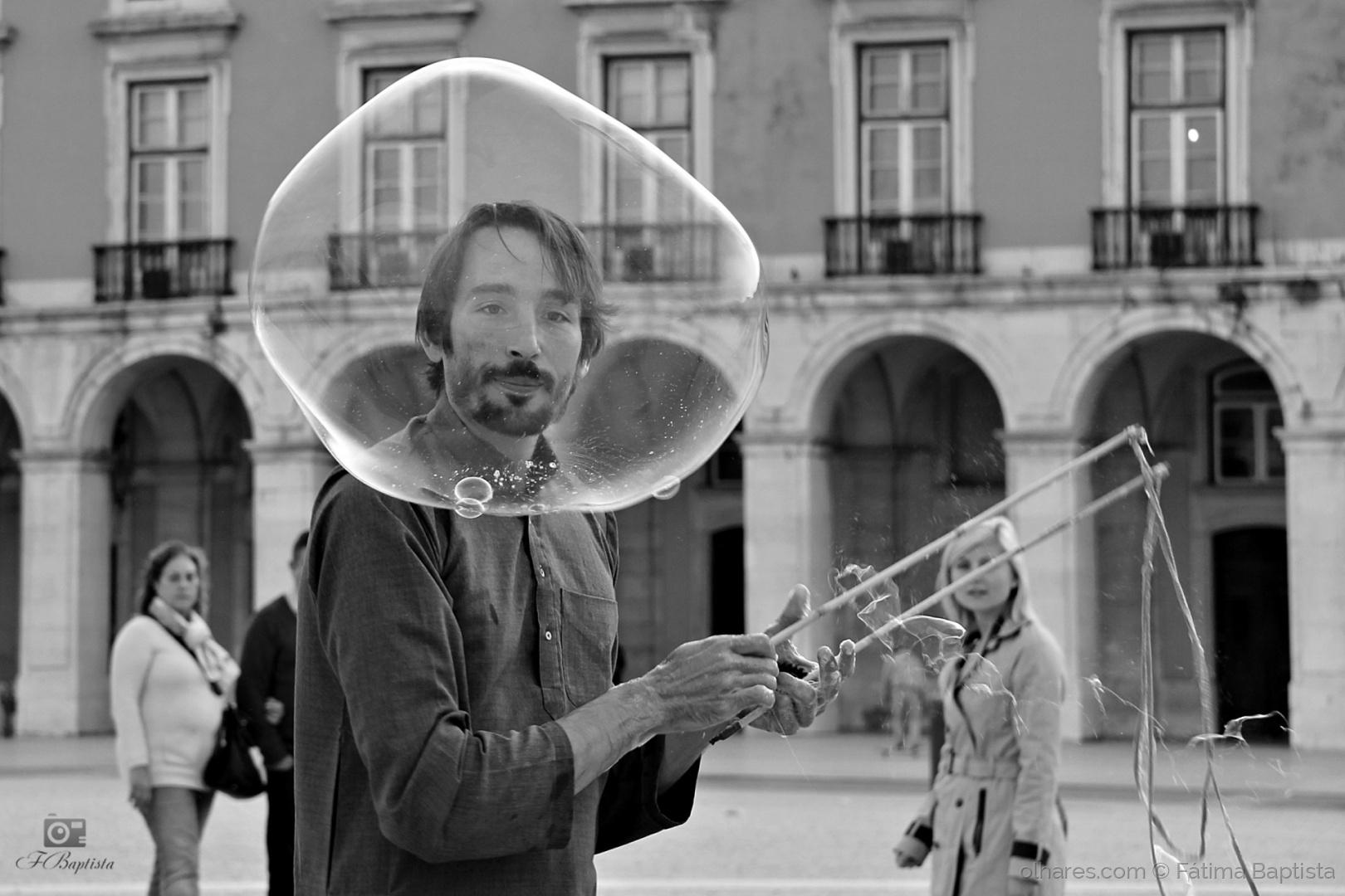 Gentes e Locais/Burbujas por ahí