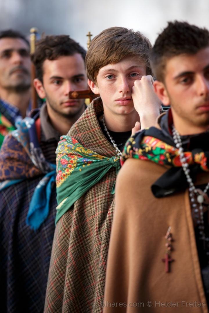 Gentes e Locais/Os olhares do Romeiro