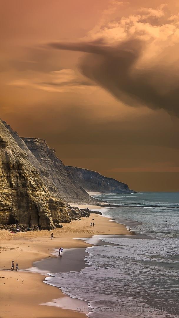 Paisagem Natural/Praia de São Julião