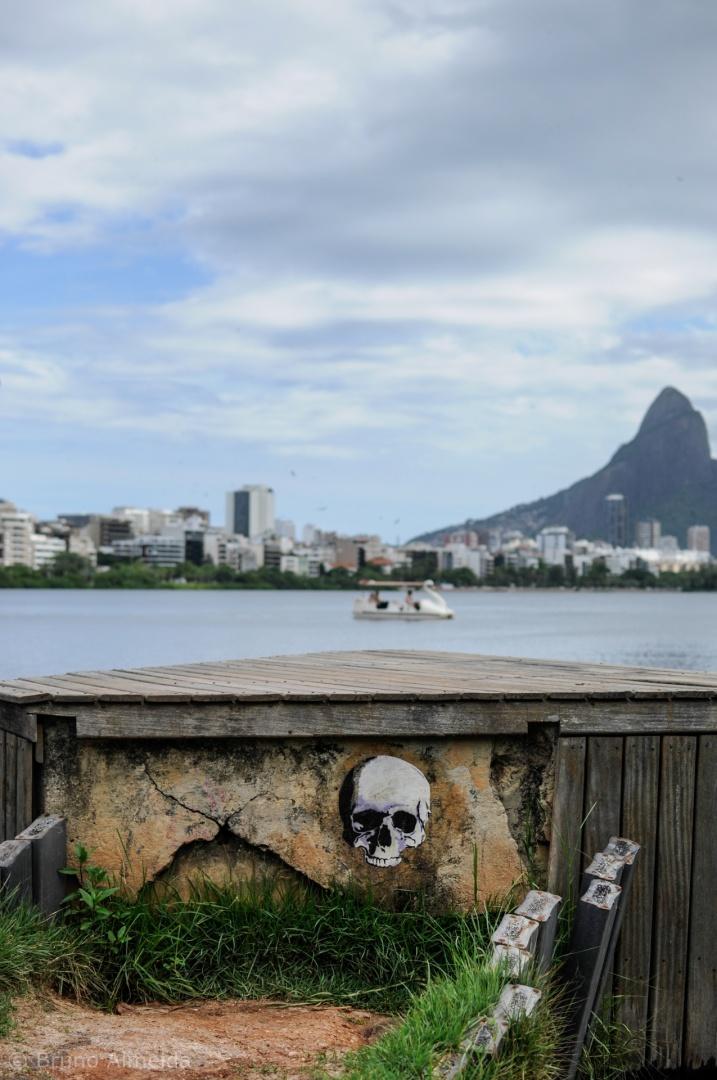 Paisagem Urbana/Paraíso perigoso