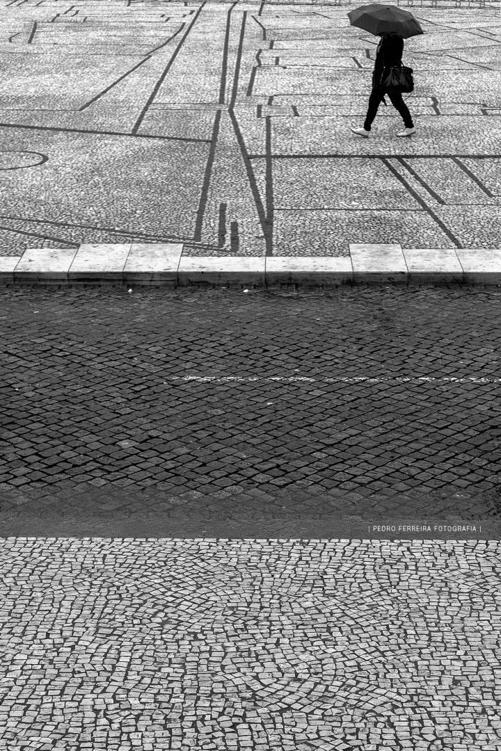 Paisagem Urbana/sozinho na cidade