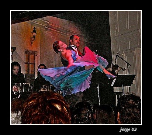 Espetáculos/Tango