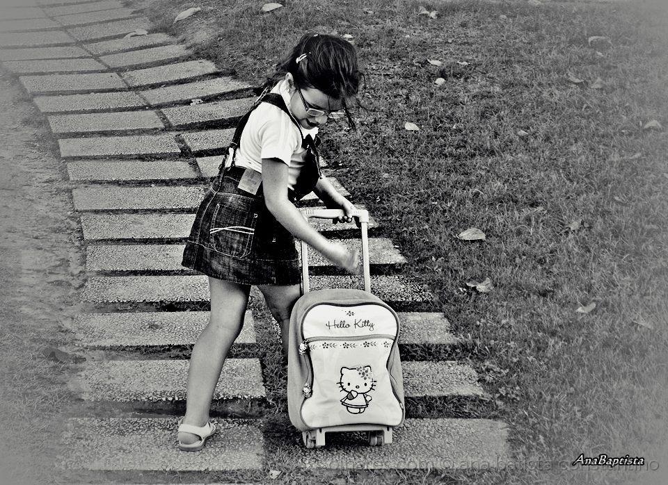 Outros/Ela e a mochila
