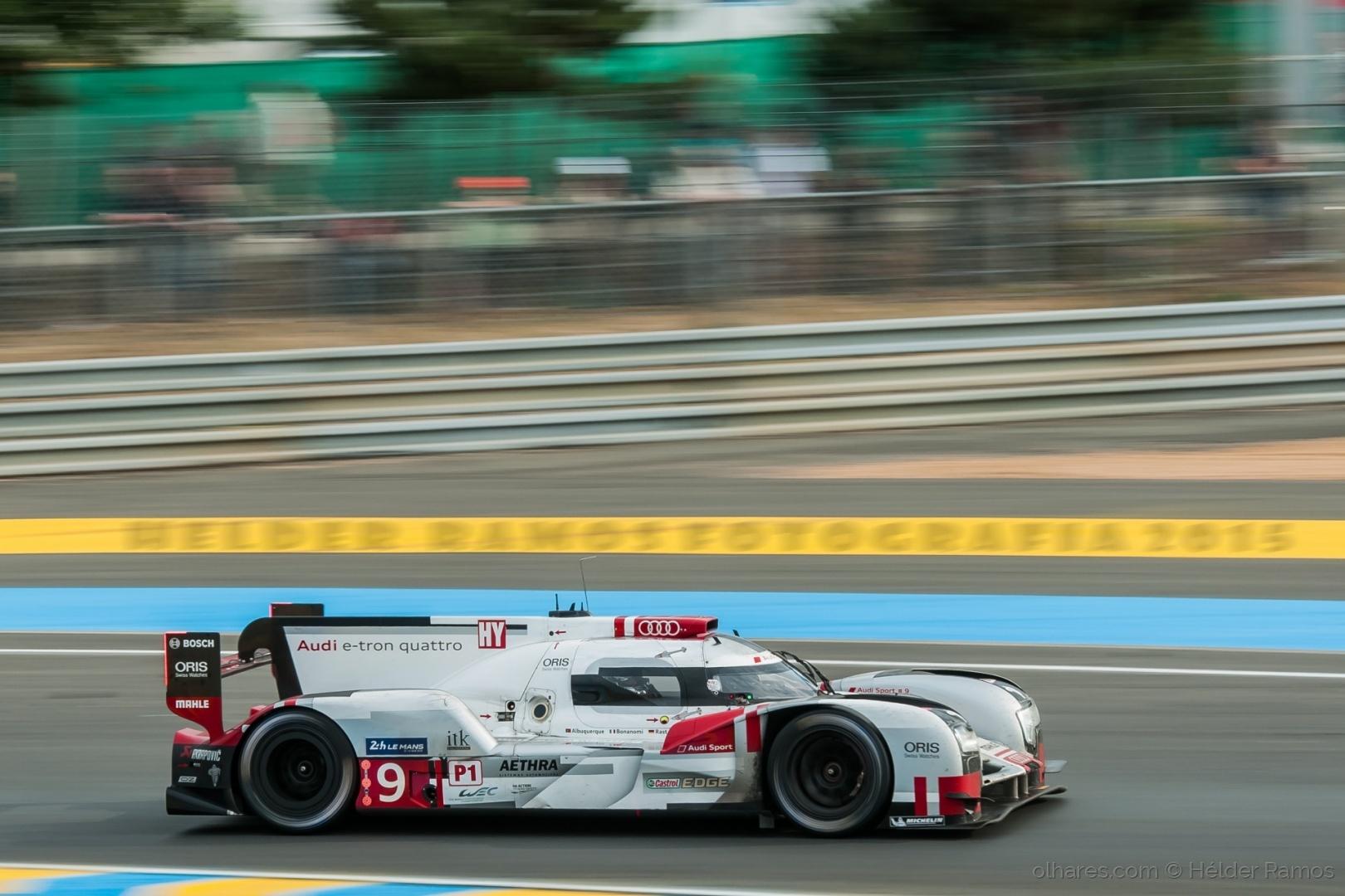 Desporto e Ação/Os portugueses em Le Mans 2015: Filipe Albuquerque
