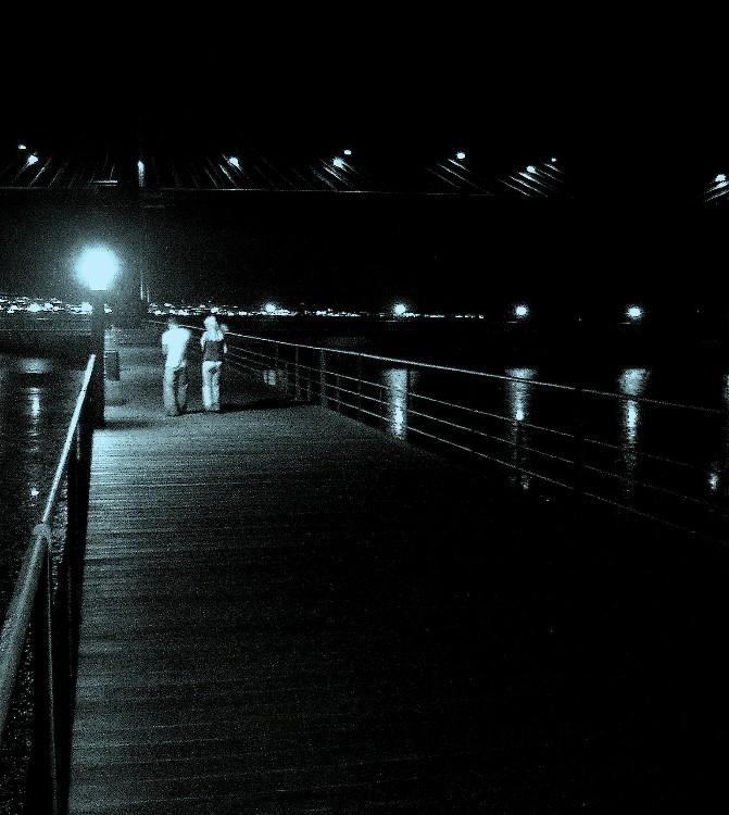 Gentes e Locais/caminhando na luz