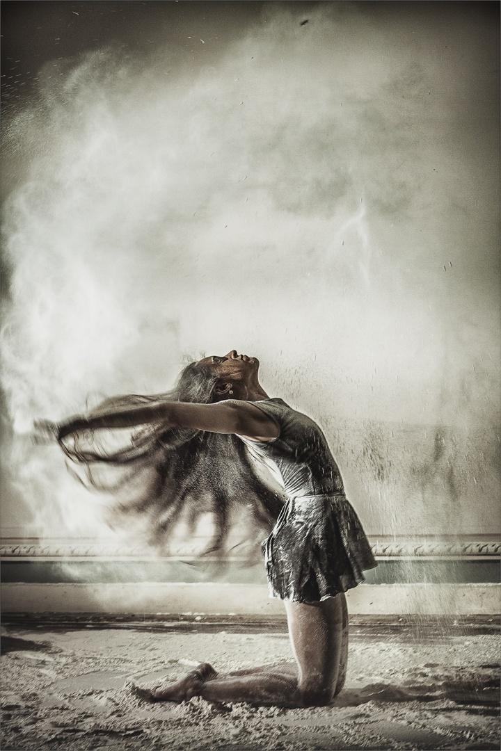 Retratos/:::Powder Dance:::