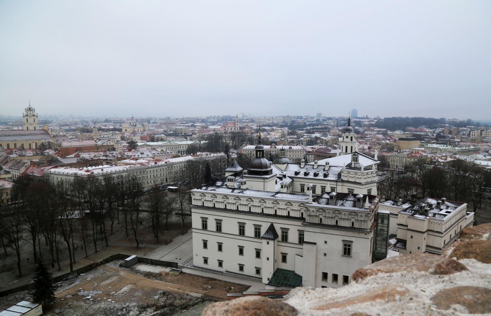 Outros/Vilnius Landscape