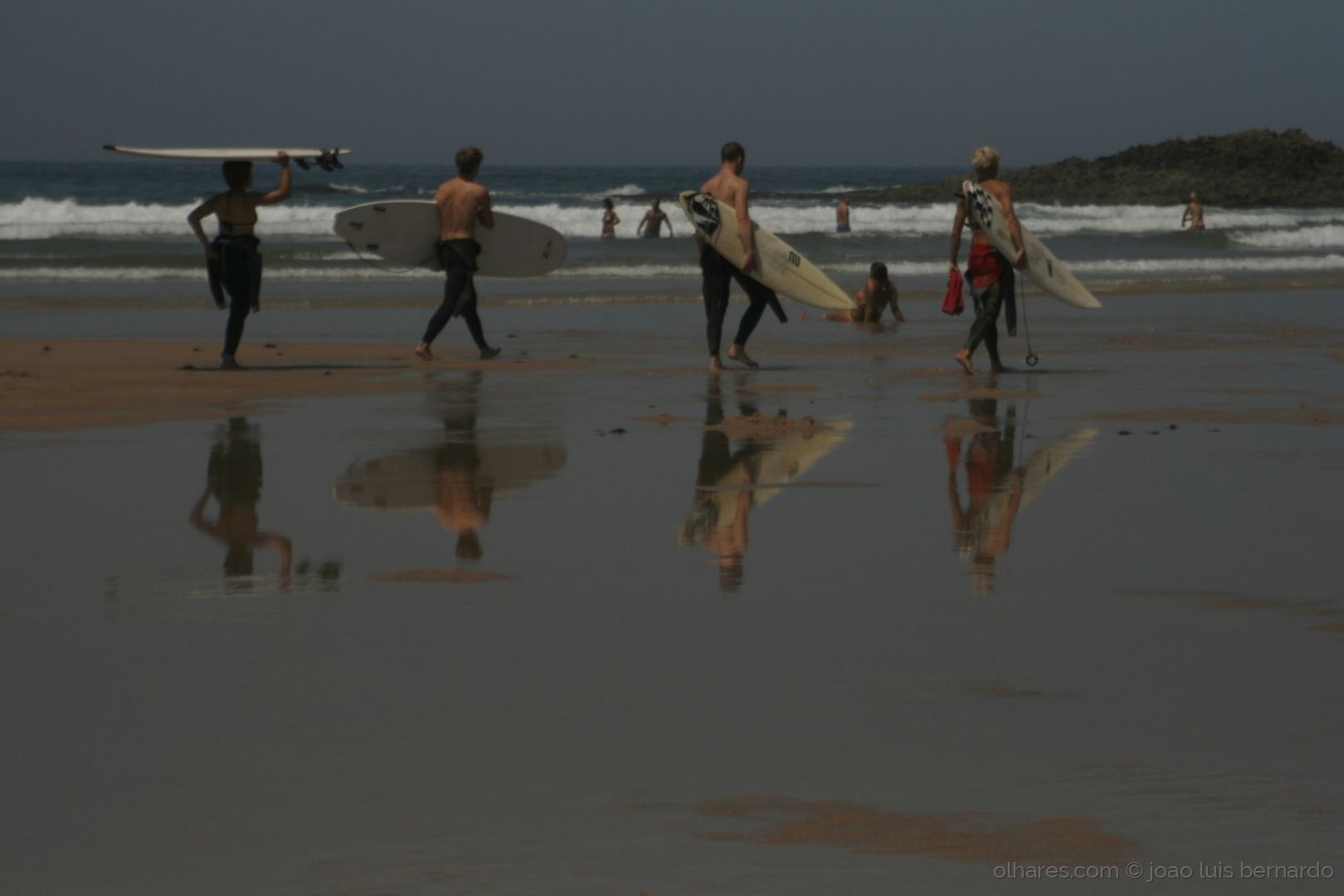 Desporto e Ação/surfers