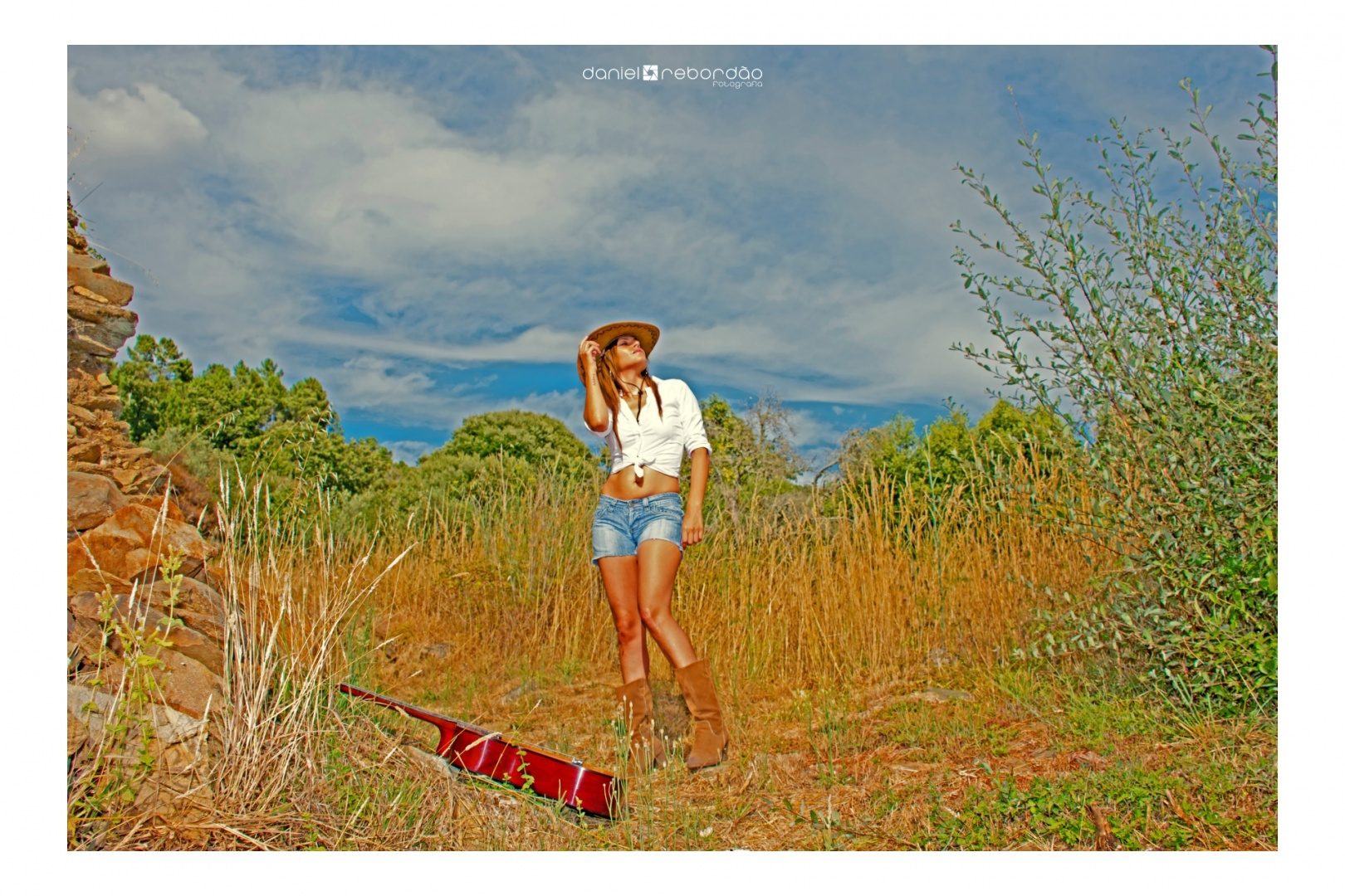 Moda/Cowgirl Session