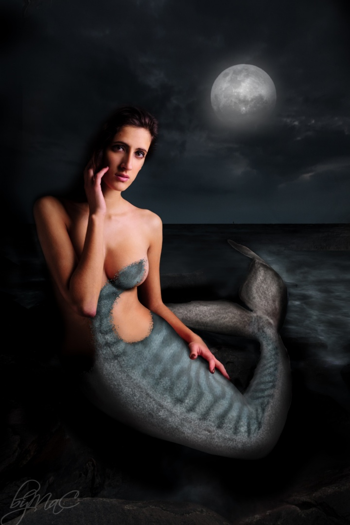 Arte Digital/Mermaid 2