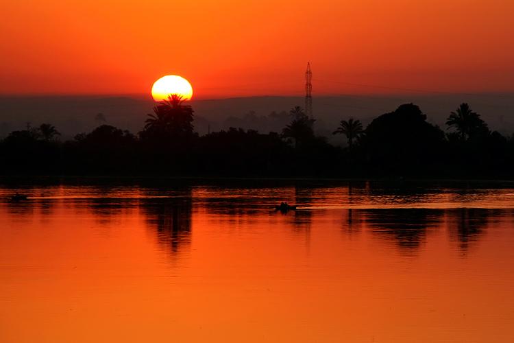 Paisagem Natural/Nascido no Nilo