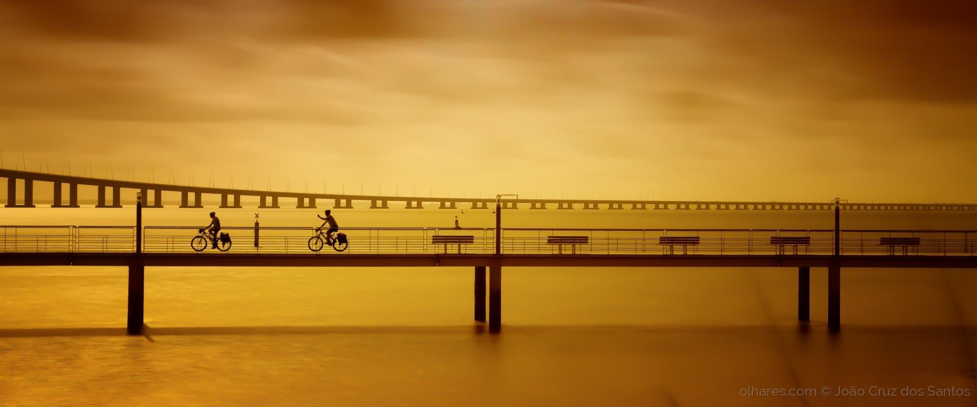 Paisagem Urbana/Morning ride