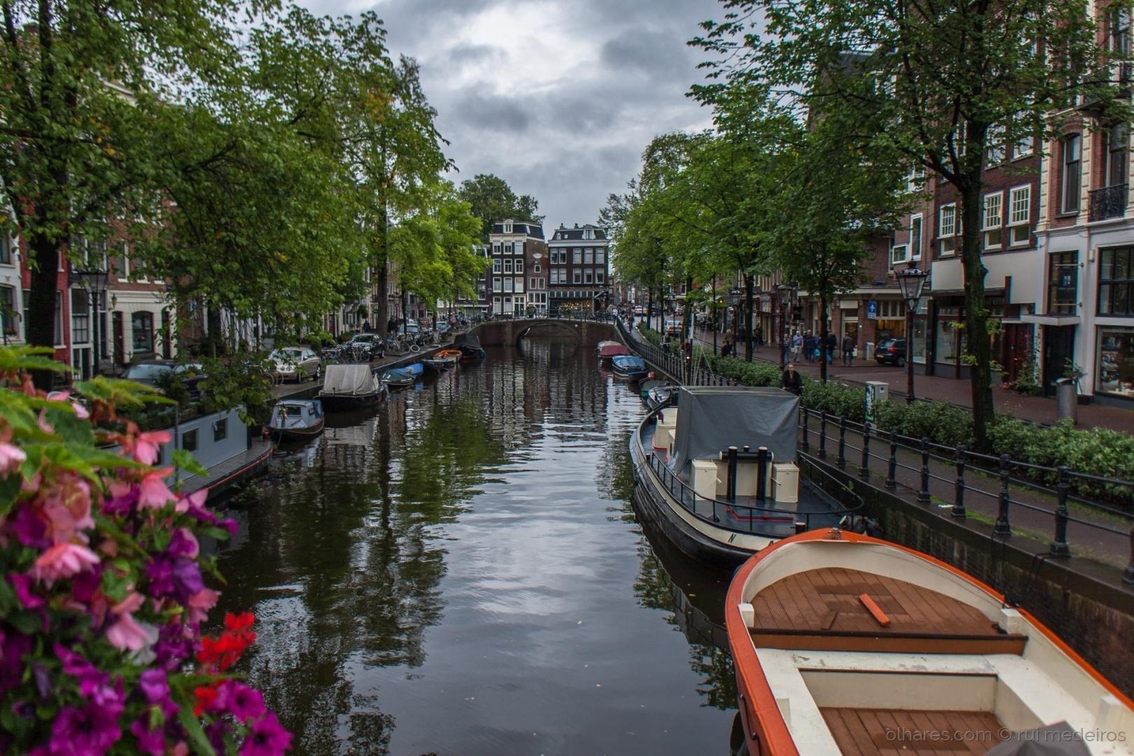 Paisagem Urbana/Amesterdão