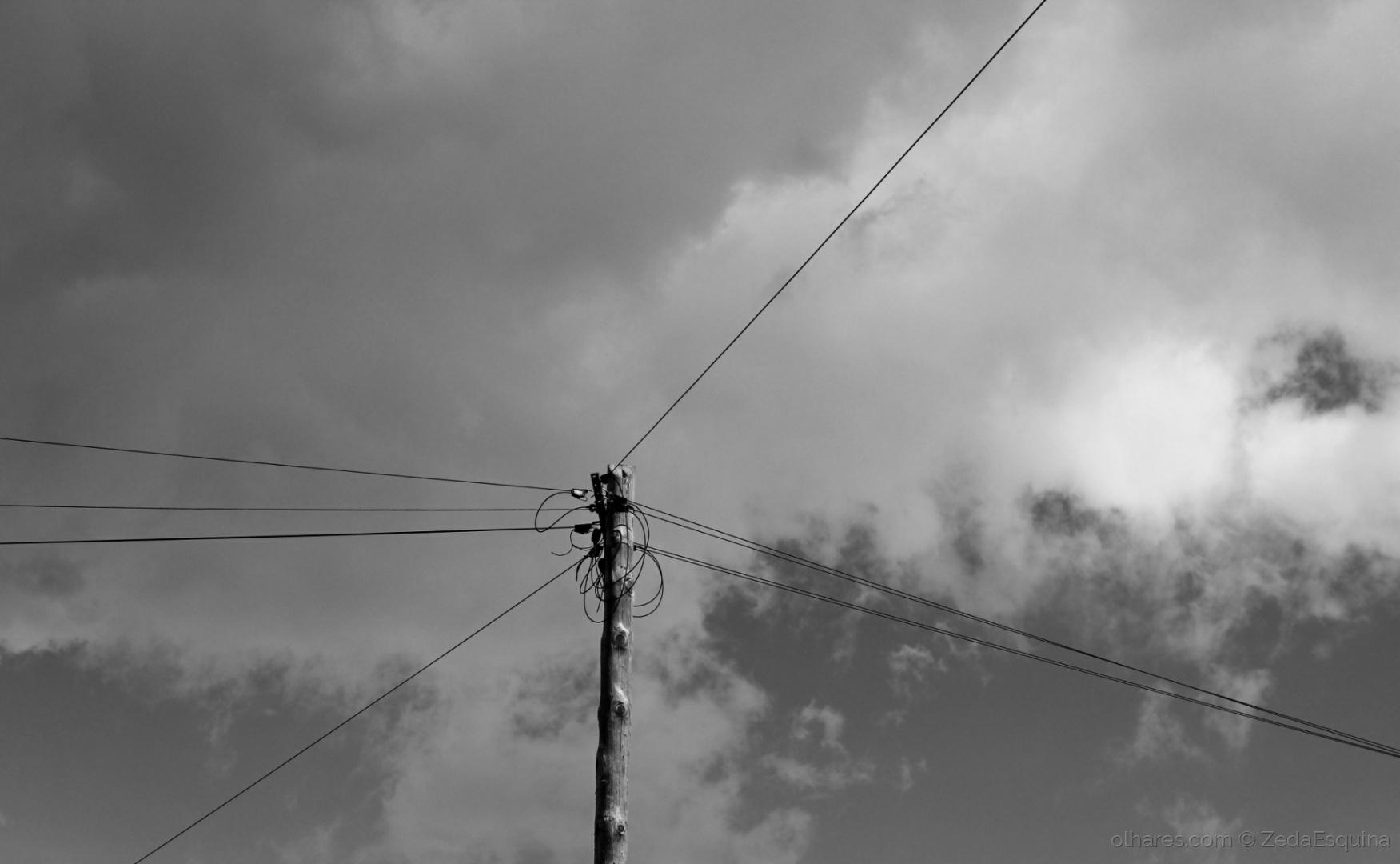 Paisagem Urbana/Linhas cruzadas.....(pf. ler descrição)