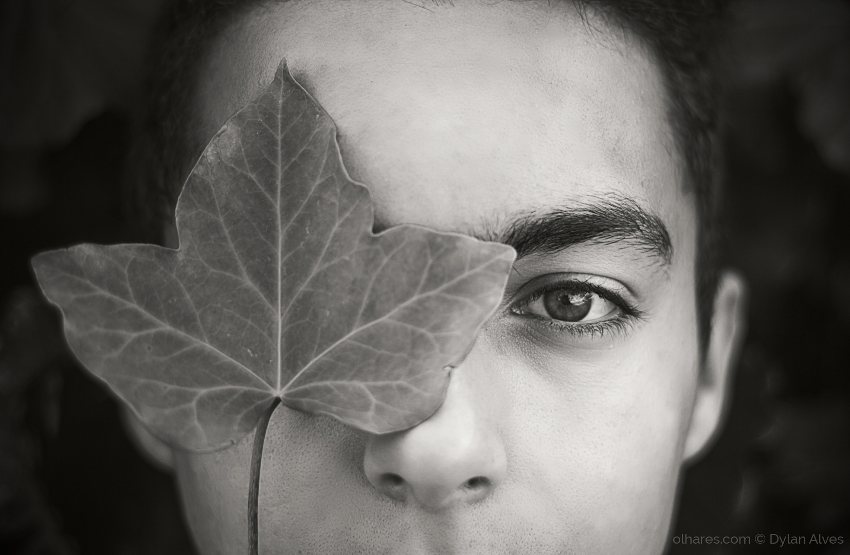 Retratos/Uma parte da natureza