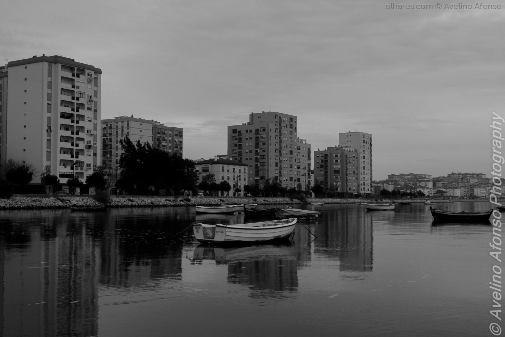 Paisagem Urbana/Espelho do Tejo