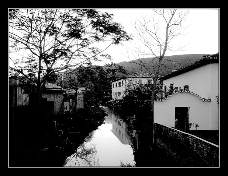 Paisagem Urbana/TIRADENTES #