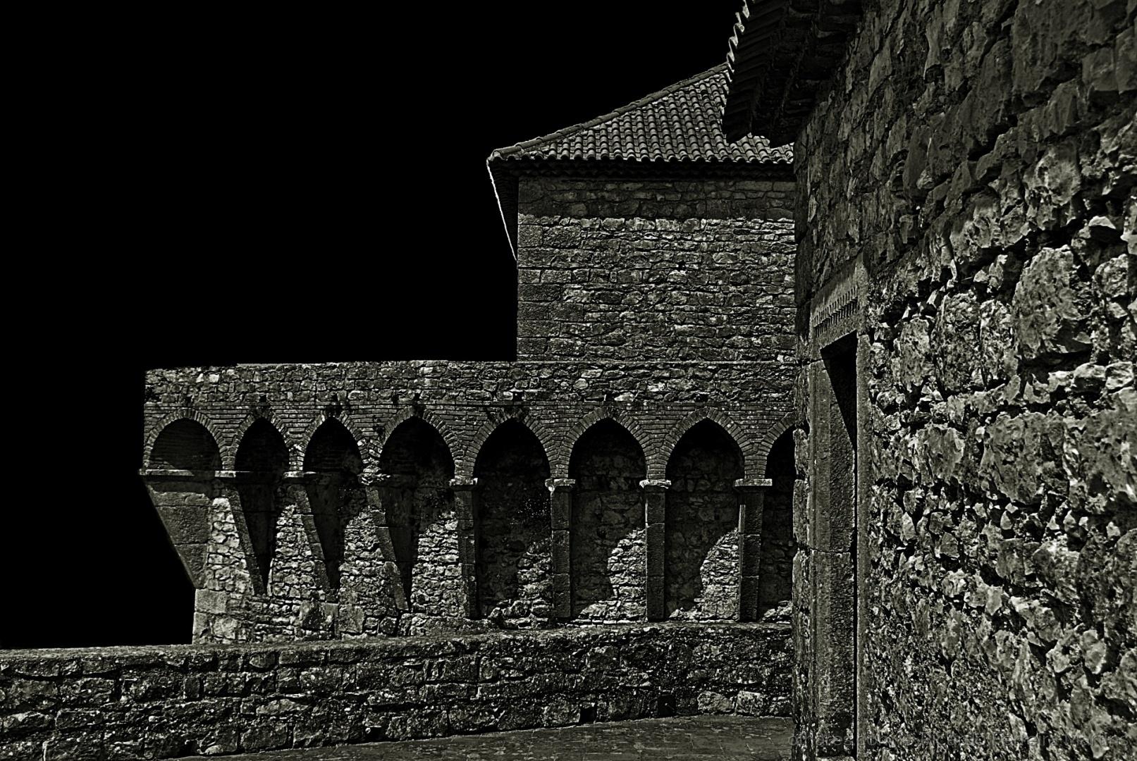 História/Castelo de Ourèm