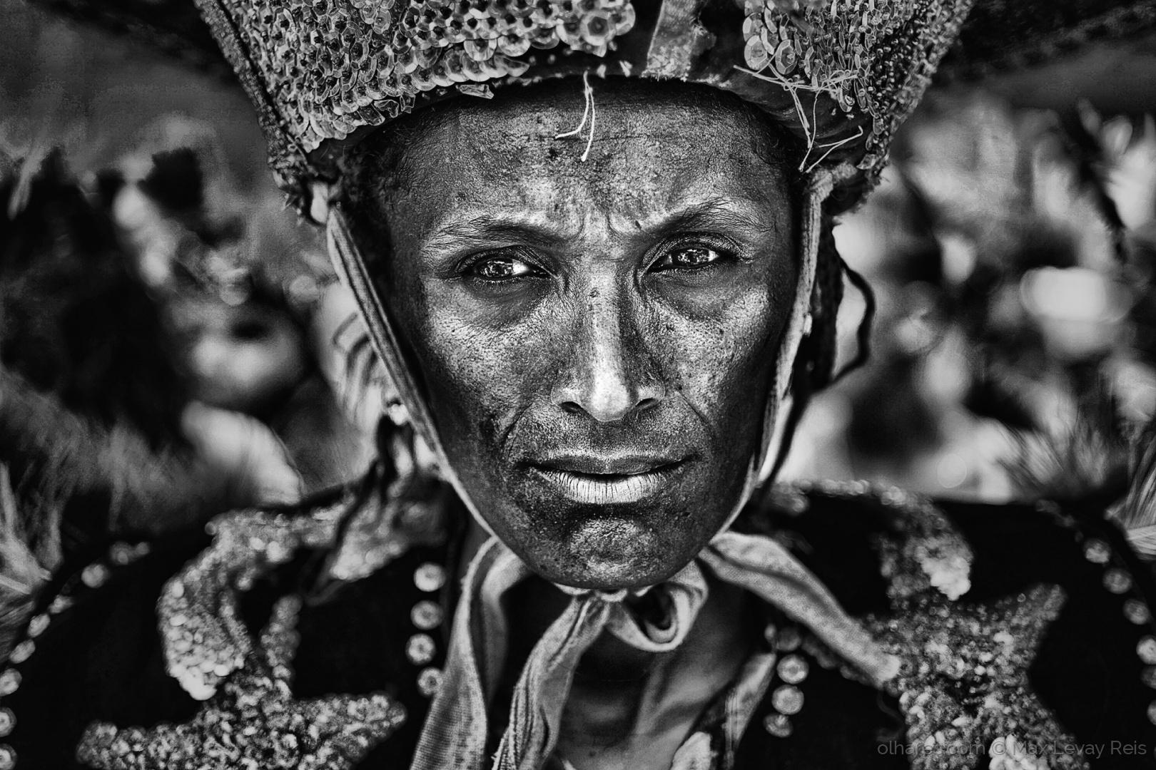 Retratos/Cabocla Guerreira