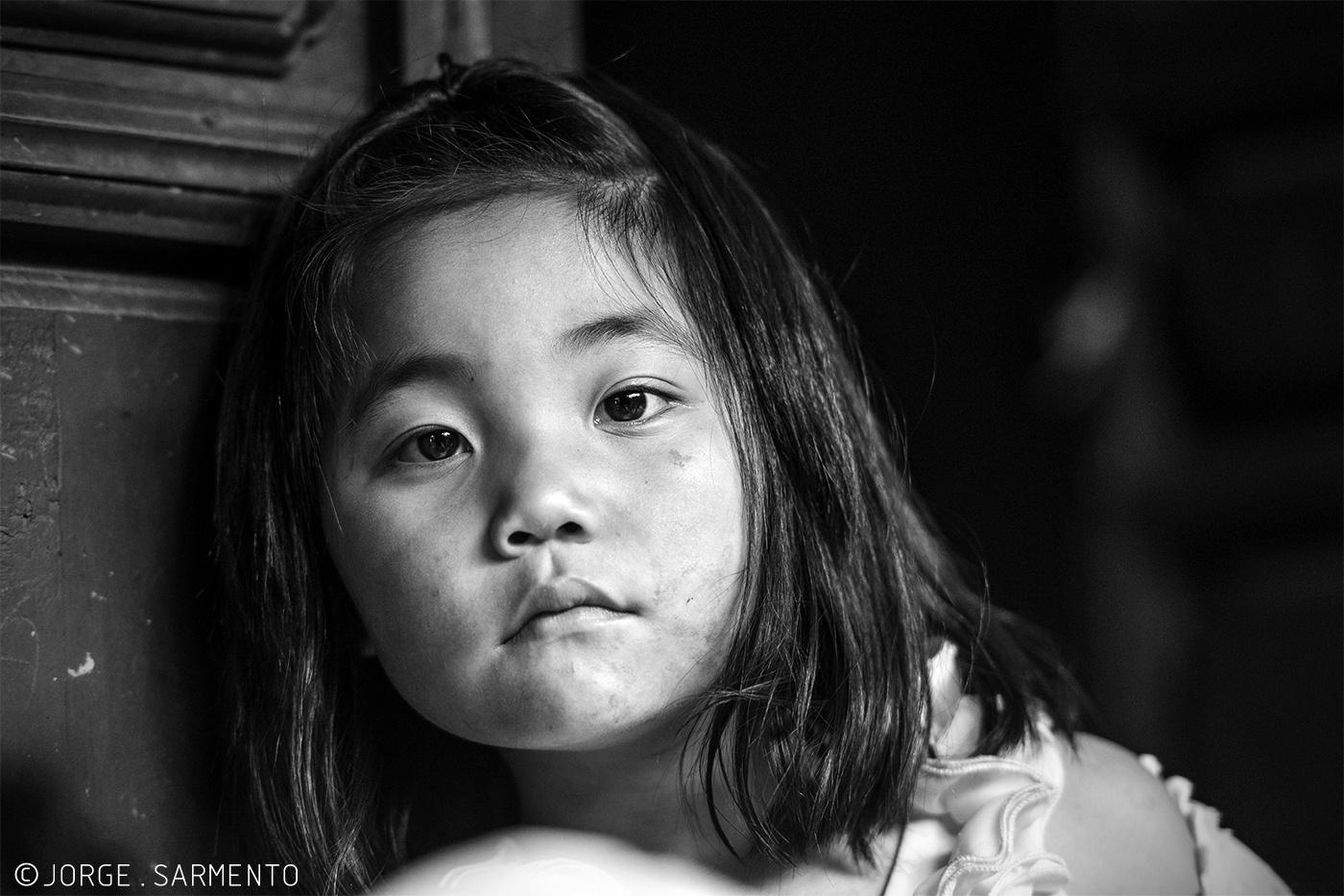 Retratos/Naxi Girl