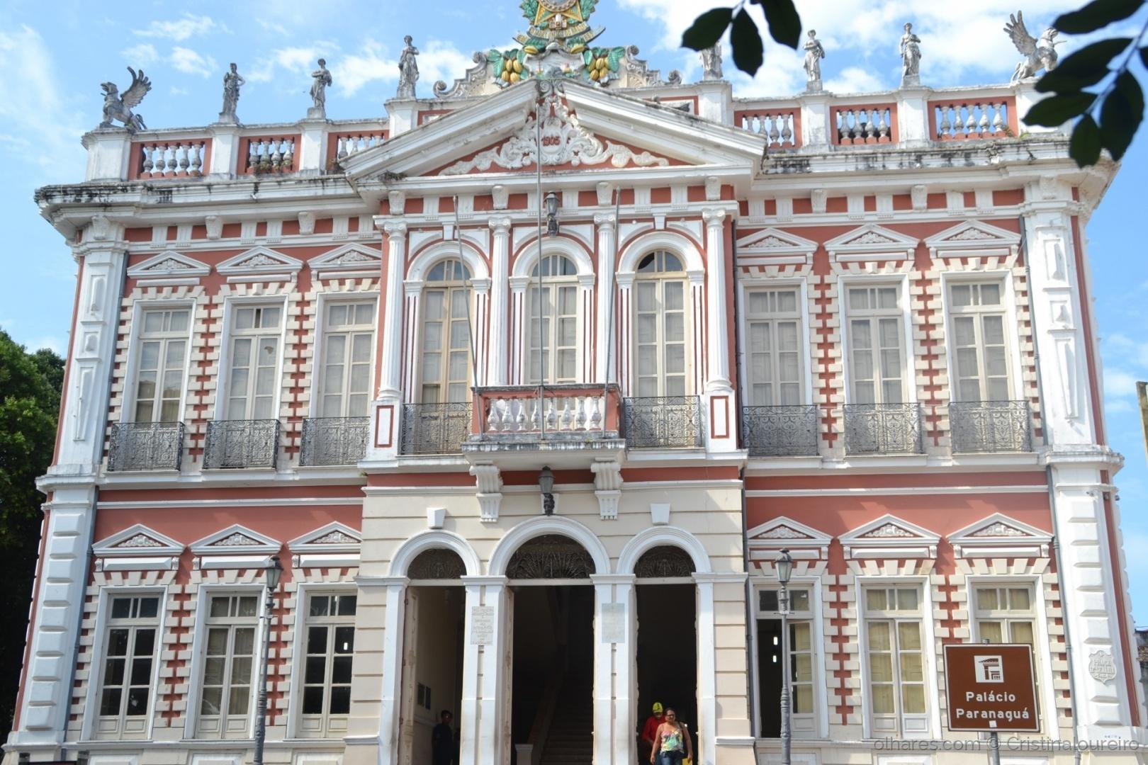 Outros/Palácio Paranaguá