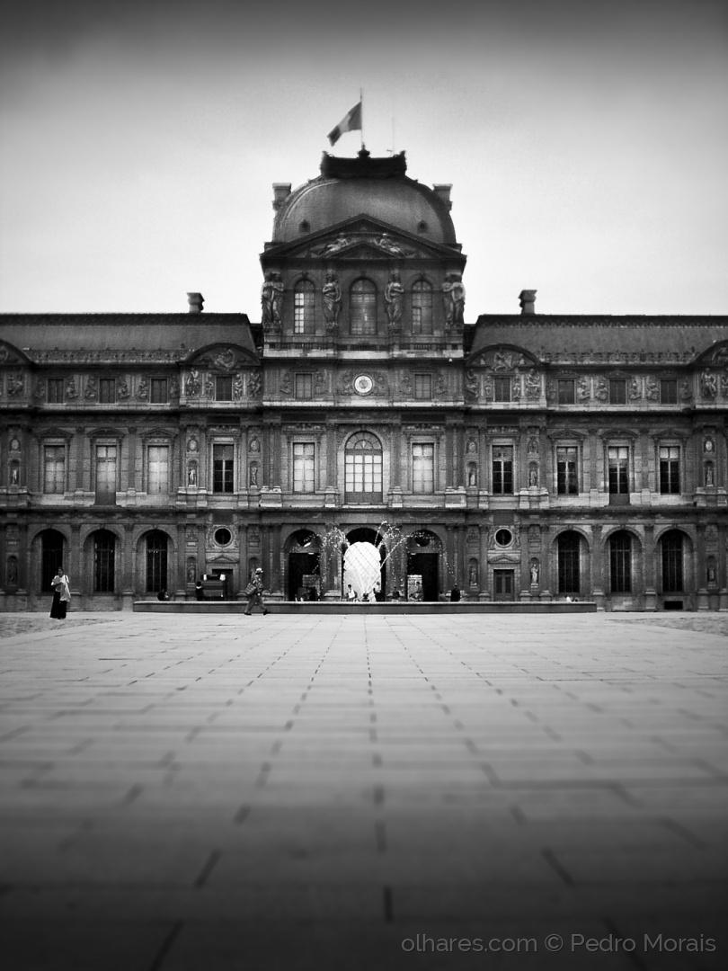 Gentes e Locais/Louvre