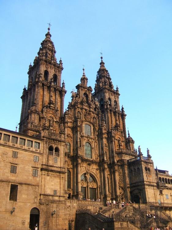 História/Santiago de Compostela XII