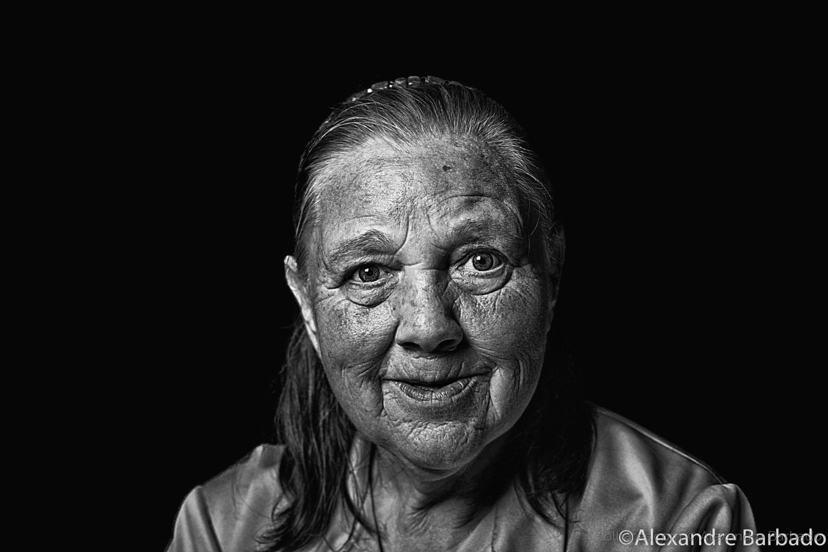Retratos/Asilo São Vicente de Paulo