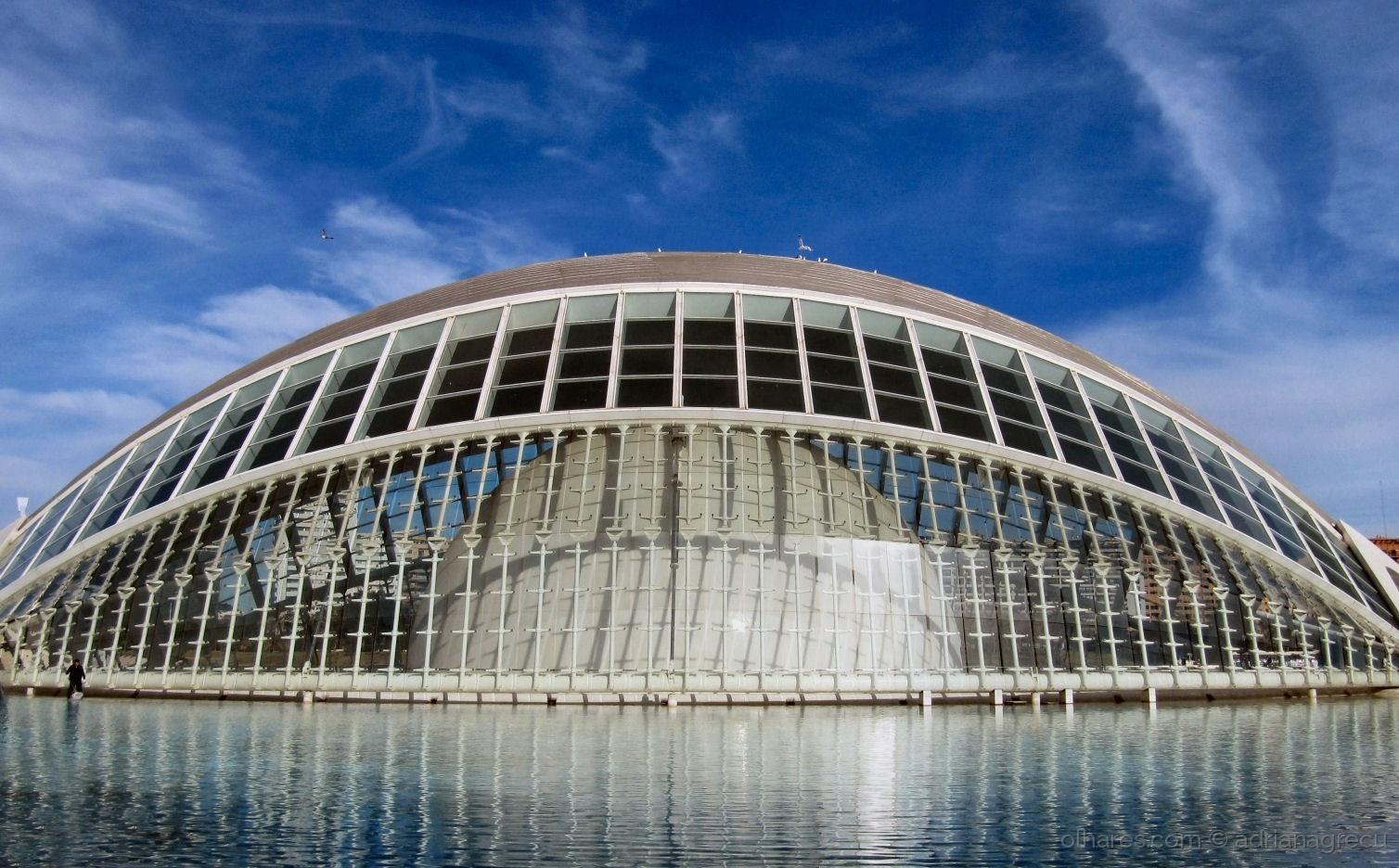 Paisagem Urbana/criatividade de Calatrava