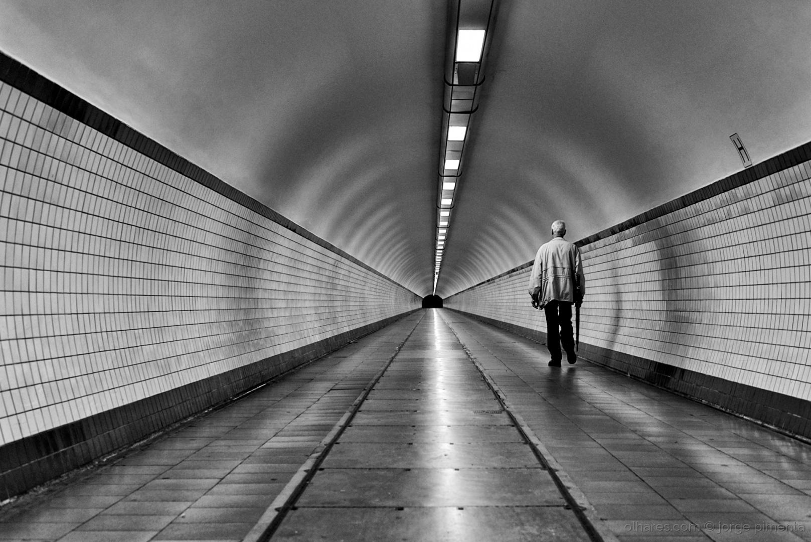 Paisagem Urbana/As linhas da escrita