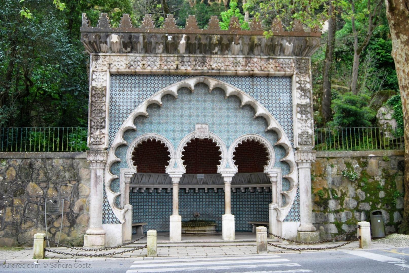 História/Bom dia... Fonte Mourisca (Sintra )