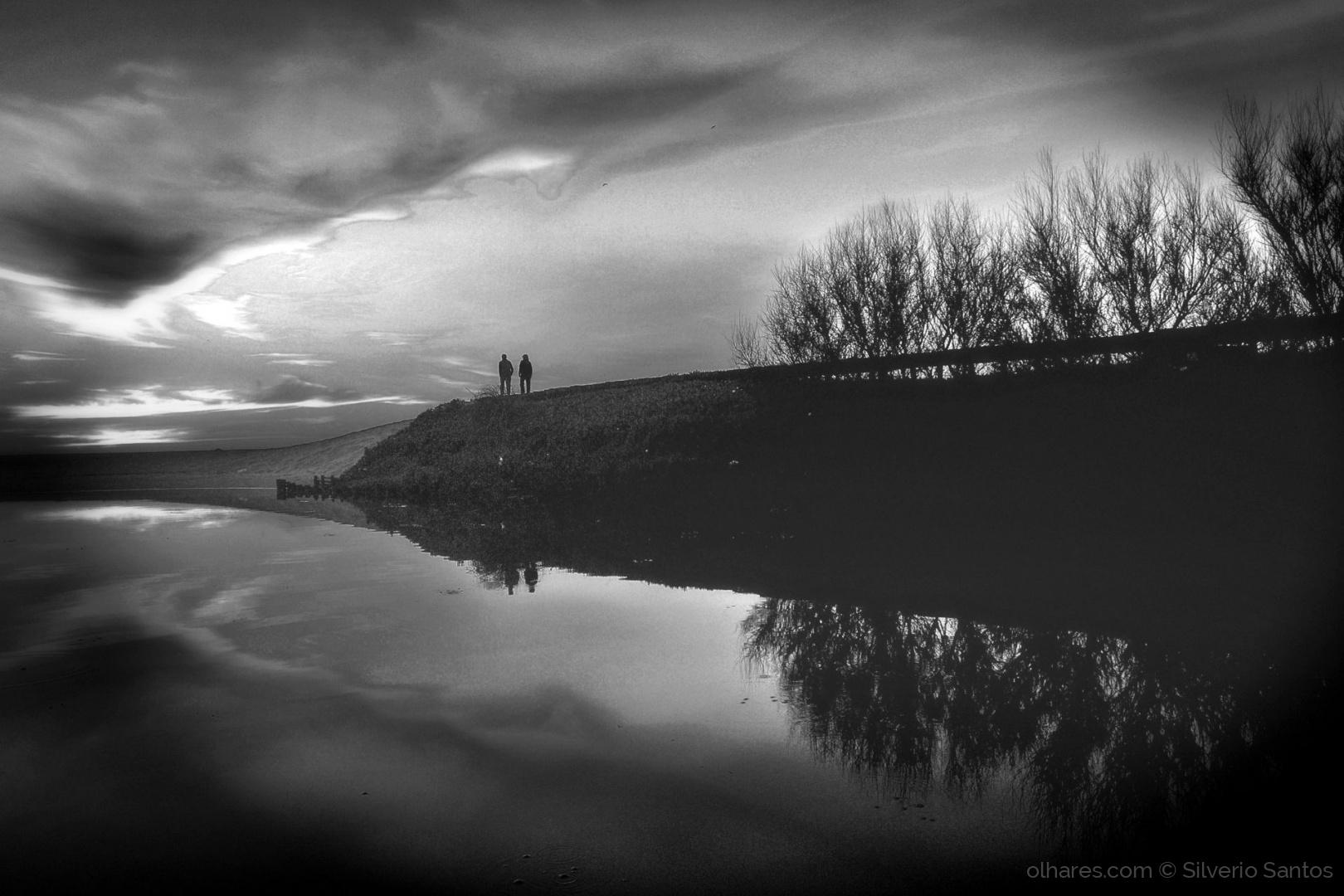 Paisagem Natural/Entre a ribeira e o mar