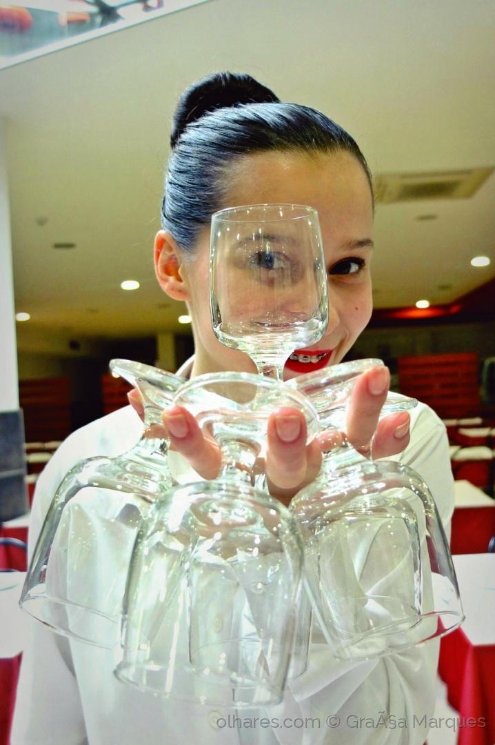 Gastronomia/Em olho no copo!