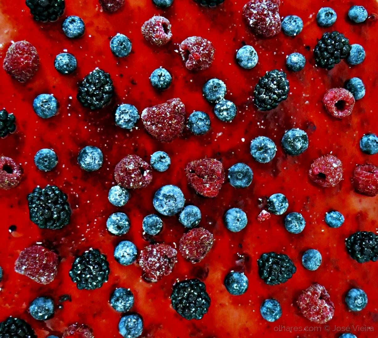 Gastronomia/Frutos vermelhos