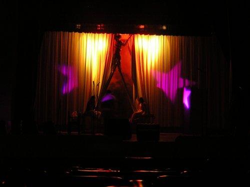 Espetáculos/Luzes...