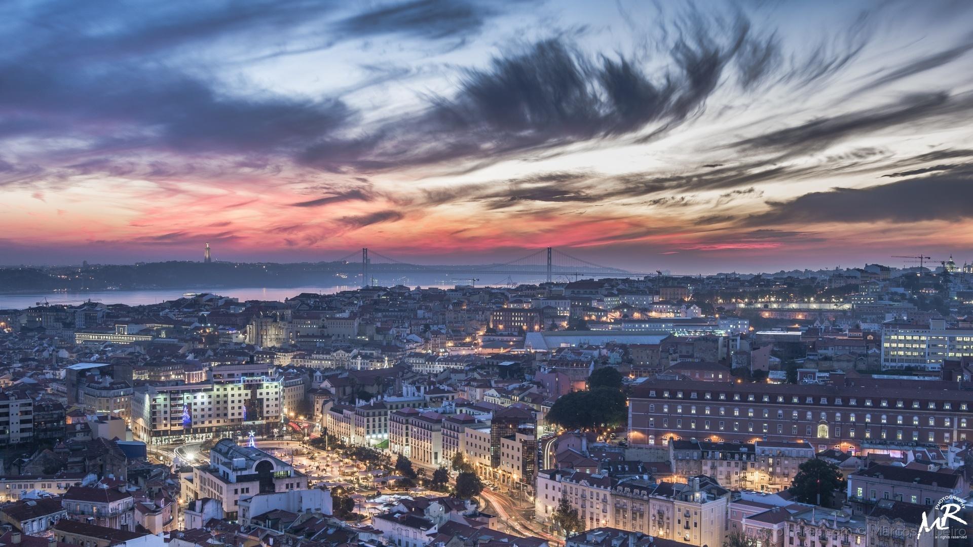 Marcos-Ribeiro | Lisboa - Miradouro da Senhora do Monte