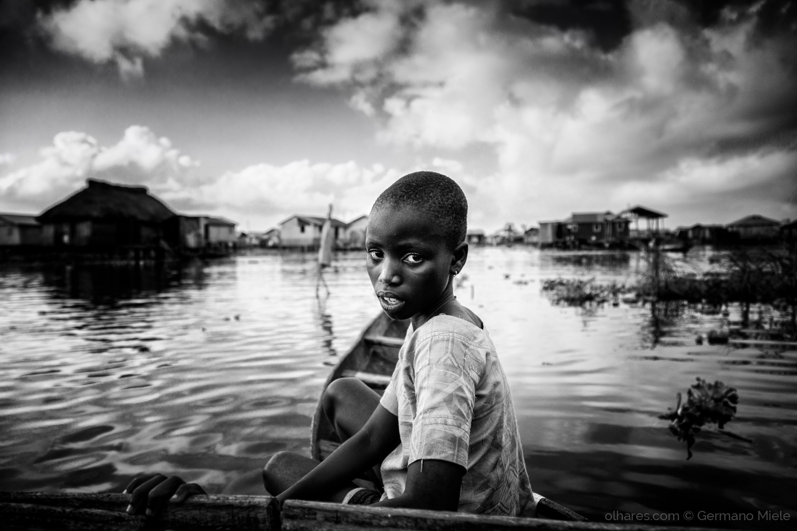Gentes e Locais/Olhar na lagoa