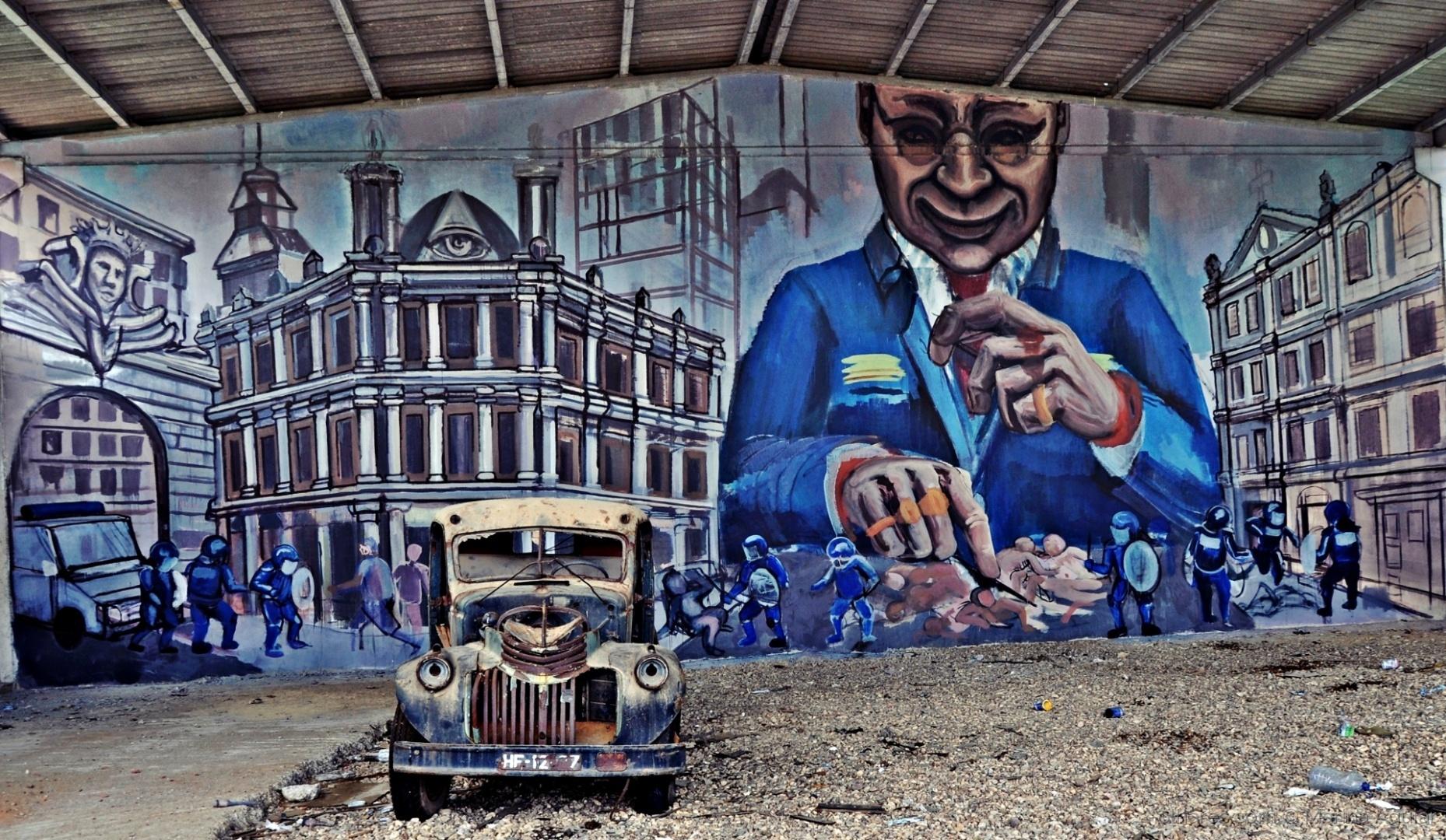 Abstrato historia local