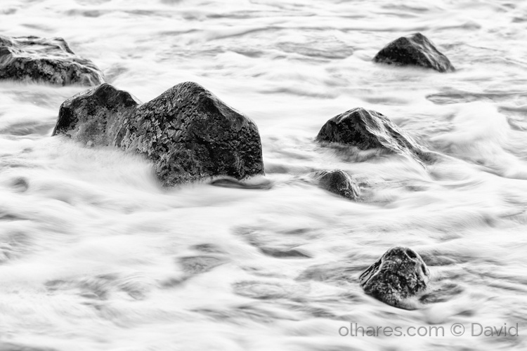 Abstrato/Pedras