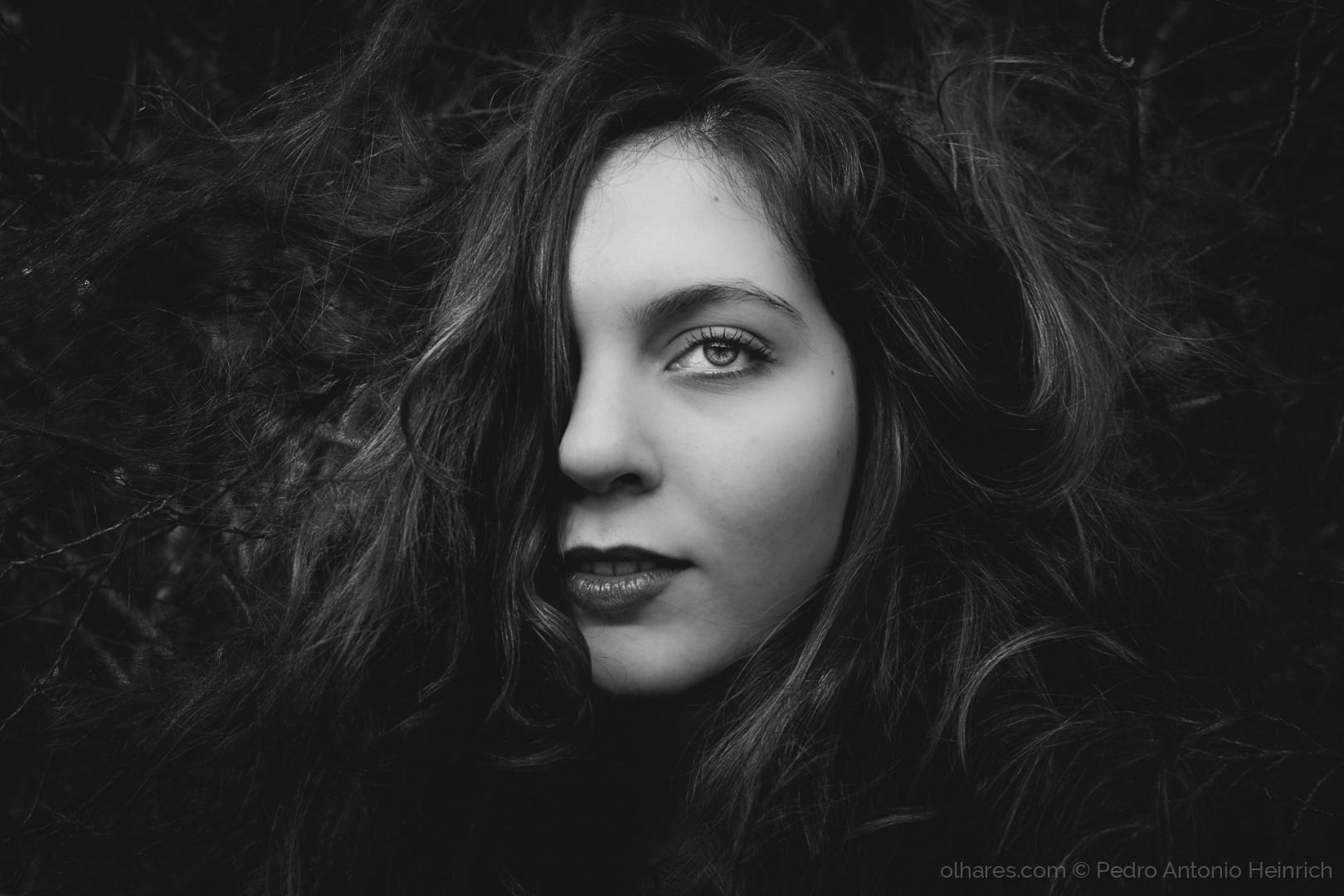 Retratos/O Olhar de Amanda