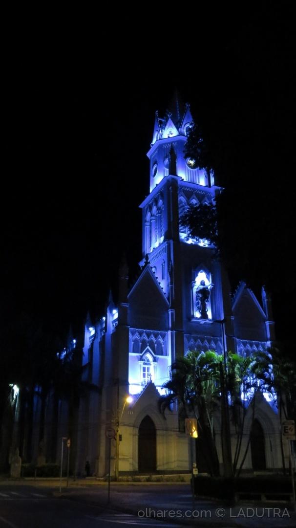 História/Catedral de Franca/SP