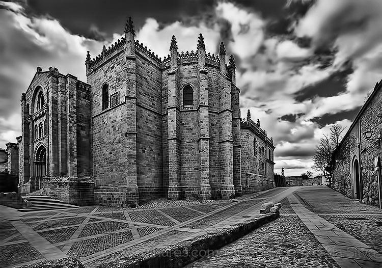 História/Uma igreja
