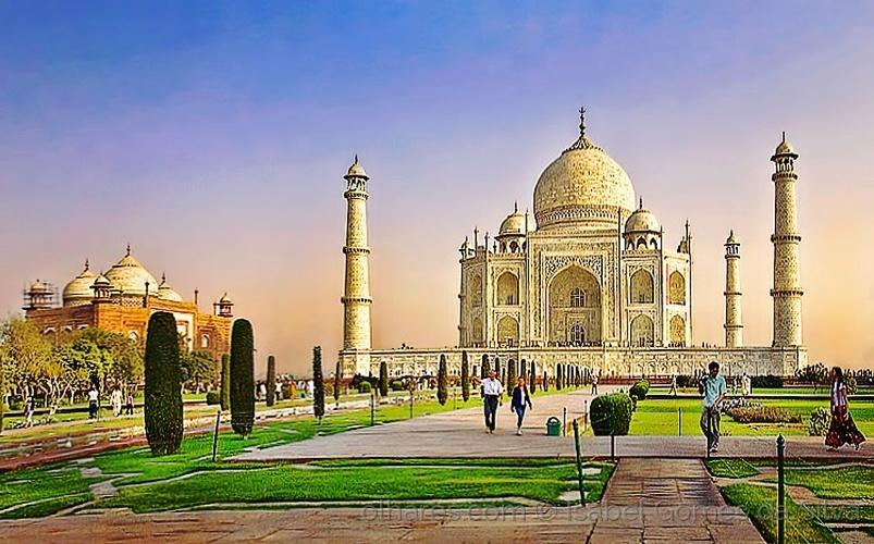 História/Taj Mahal
