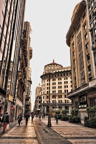 Paisagem Urbana/Calles de B. Aires